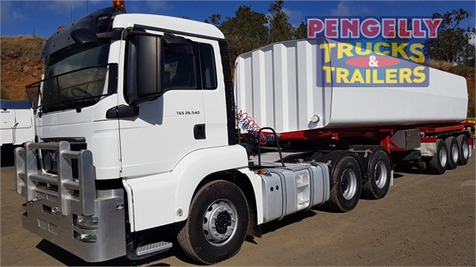 2014 Morgan Tanker Trailer Pengelly Truck & Trailer Sales & Service - Trailers for Sale
