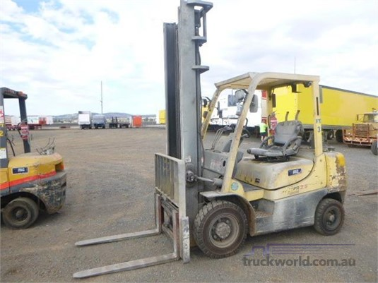 Hyster 2.5DX Western Traders 87 - Forklifts for Sale