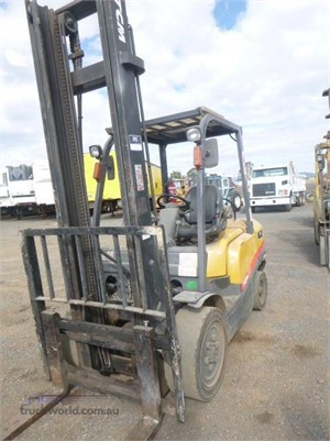 Tcm other Western Traders 87 - Forklifts for Sale
