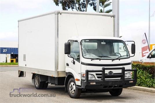 2010 Hino 300 Series 616 Trucks for Sale