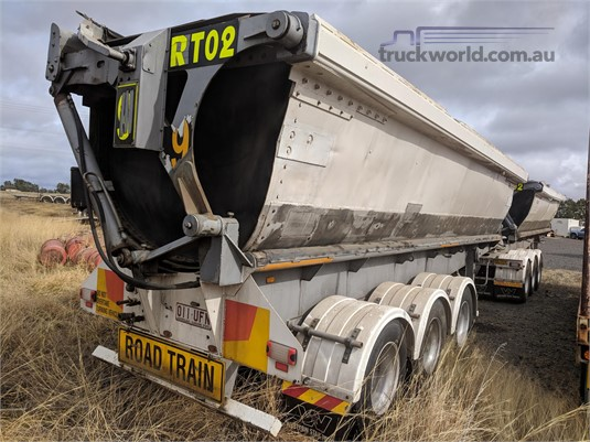 2001 Azmeb Side Tipper Trailer - Trailers for Sale