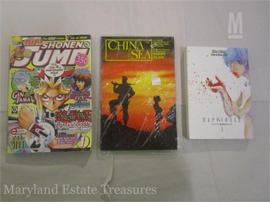 ASIAN STORY GRAPHIC NOVELS Other Items