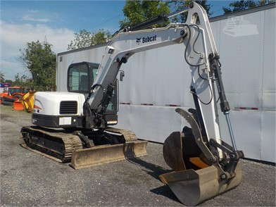 2012 bobcat e80 at machinerytrader com