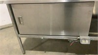 Stainless Steel Table w/Storage-
