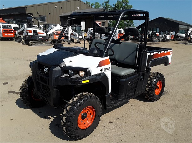 BOBCAT Utility Vehicles For Sale - 460 Listings