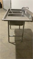 Stainless Steel Sink-