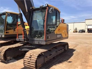 VOLVO Excavators For Sale In Oklahoma - 6 Listings