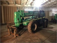 ONLINE ONLY-CONTRACTOR'S JOB COMPLETION AUCTION