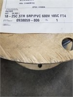 18-25c Spool Of Wire.