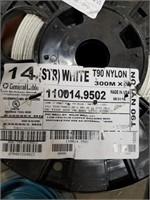 5 Spools Of 14(19) T90/twn 75. 14 Awg 600v