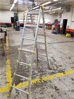 Adjustable Ladder. Multi Functions.