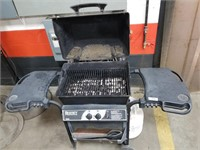 Regency Bbq And Propane Tank. About 3/4 Full.