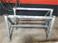 Two Steel Saw Horses/ Table Legs.