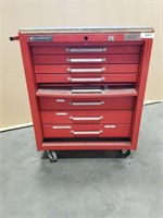 Mastercraft Rolling Tool Chest.