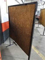 Two Dividers, Both The Same Size. Frame Made Of