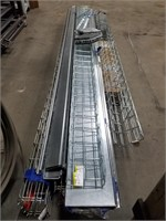Wire Troughs. Up To 20ft In Length.
