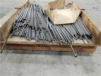 """30"""" X 30"""" Skid With Multiple Threaded Rods Up To"""