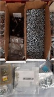 Small Hardware Lot, Including Washers, Screws,