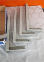 Metal Shelving Brackets