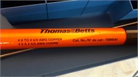 Thomas And Betts Crimper #8 To #4/0