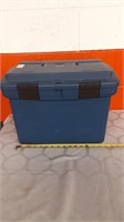 Mastercraft plastic tool box