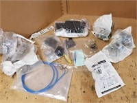 Box lot of miscellaneous Brackets and connector
