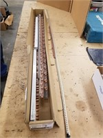 100 Amp Bus bar. And junction grounding strip.