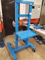 Heavy Duty Rolling Cart on wheels.  Measurements
