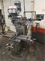 Knee Mill,  Accessories included. Powermill
