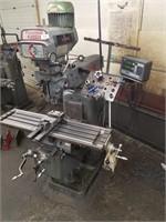 Knee Mill,  Powermill KONDIA. Extremely heavy.