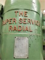 Cincinnati-bickford Super Service Radial Drill.
