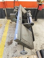 "Band Saw,  ROCKWELL.   69"" x 31"" x 38"" tall."