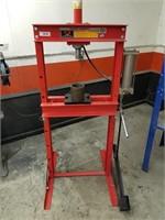 """12 TON Hydraulic Shop Press. 28"""" x 31"""" x 61-1/2"""""""