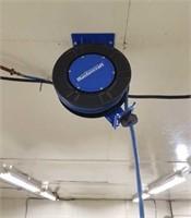 Mastercraft Air Hose Reel With Hose. Mount To