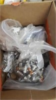 Assorted Pneumatic fittings and hardware (mostly