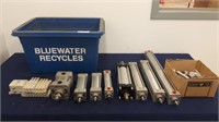 Assorted pneumatic cylinders Max Pressure 250psi