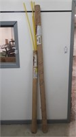2 Tubes Including Of Lengths Of Trim And