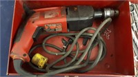 """Milwaukee 1/2"""" Hammer Drill And Drill Bits"""