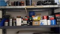 Contents And Shelf, Bearings, Valves, Bushings