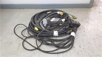 4 Extension Cords