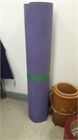 Purple Adhesive Rubber Skin, assorted Rubber,