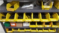 Shelf And Contents, Assorted size Metric Nuts,