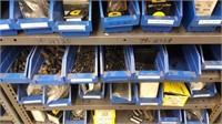 Shelf And Contents, Assorted size Imperial Nuts,