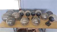 Globes For Outside Light Fixtures With Some L