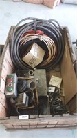Fuses, 12/3 Tech Cable, No 8. 3 Conductor Tech