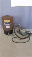 Water distribution pump, Myers Ejecto Pump With