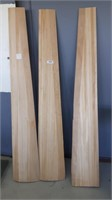 3 Pieces Of Wood Lengths
