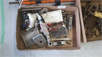 Drill Bits, Metal Hooks, Furniture Stripper,