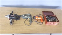 """Craftsman 1/2"""" Electric Drill, Black And Decker"""