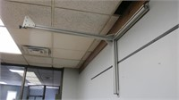 Optoma  Projector And Projector Screen With Mount